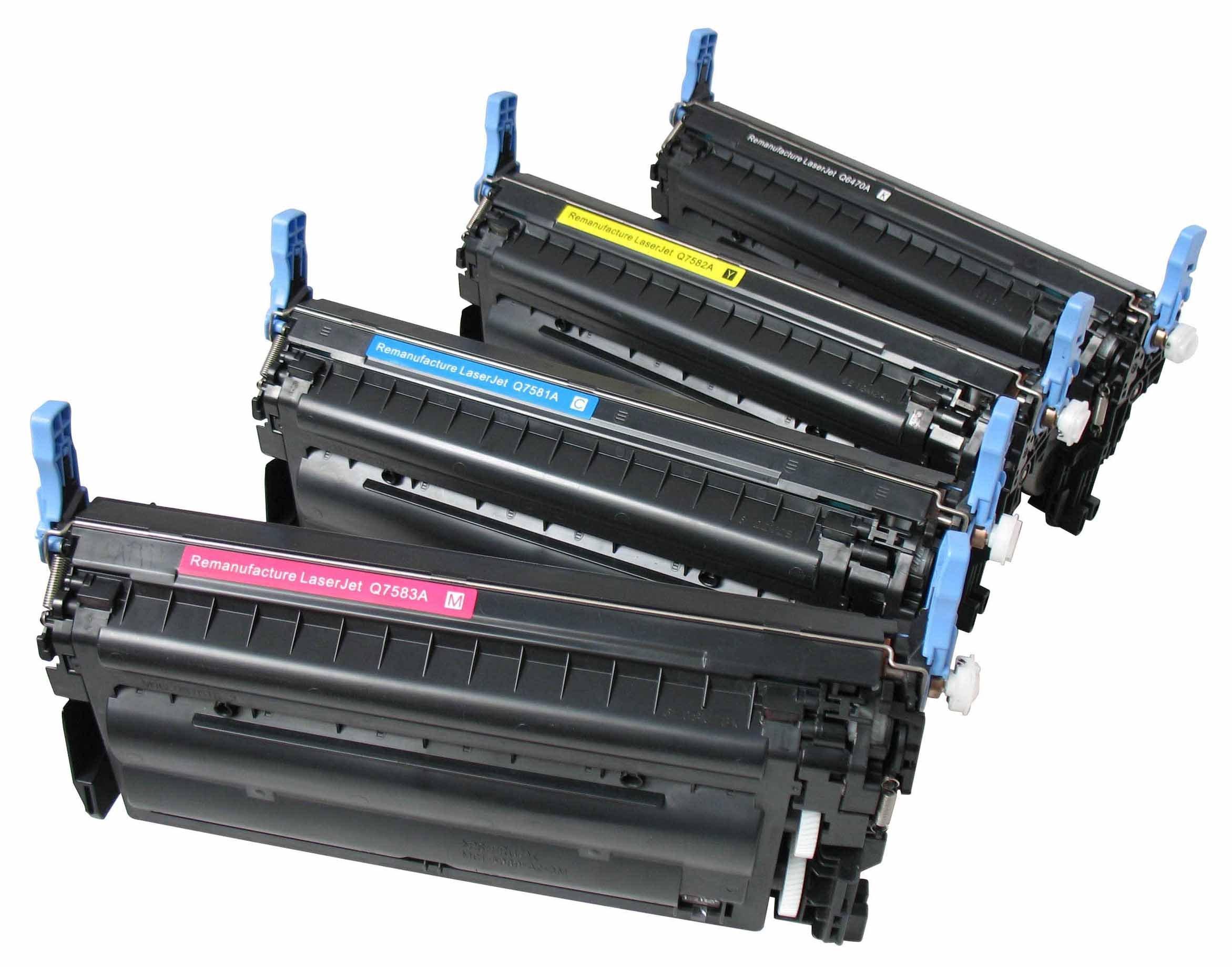 Color-laser-cartridges